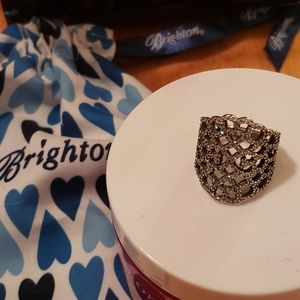 Brighton Swarovski Crystals Ring
